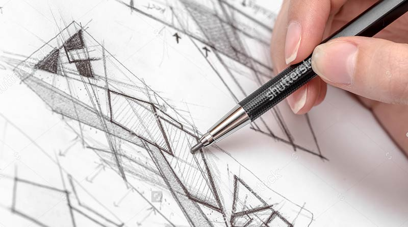 hand-drawing-sketch-with-mechanical-pencil