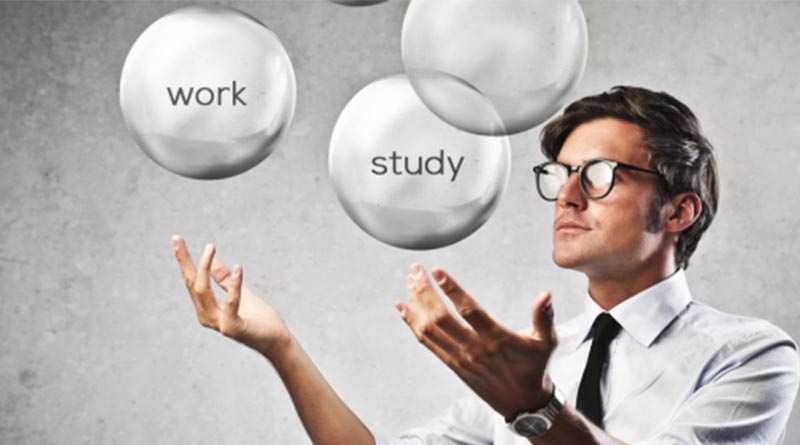How to Successfully Handle Job and Studies at the Same Time?
