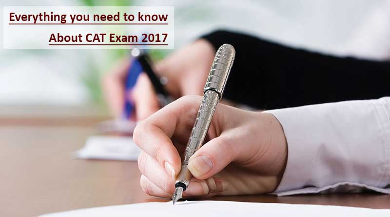 Common Admission Test 2017 Exam Date Announced – Check CAT Exam Full Schedule