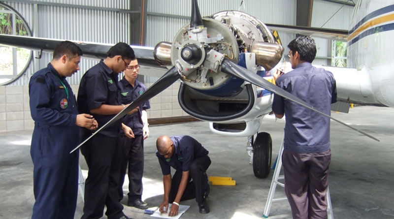 Best Aircraft Maintenance Engineering Institute In Lucknow