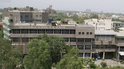 Delhi Public School at RK Puram is among the top schools in the capital