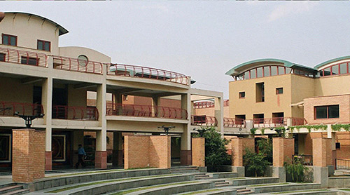 Sanskriti School located at Chanakyapuri