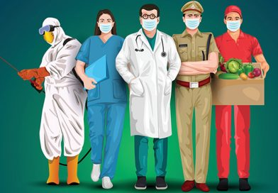 Let's Support Frontline Workers in this Pandemic